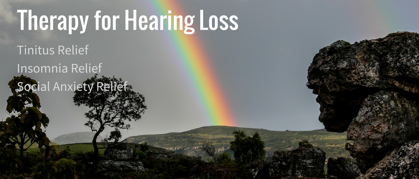 therapy for hearing loss